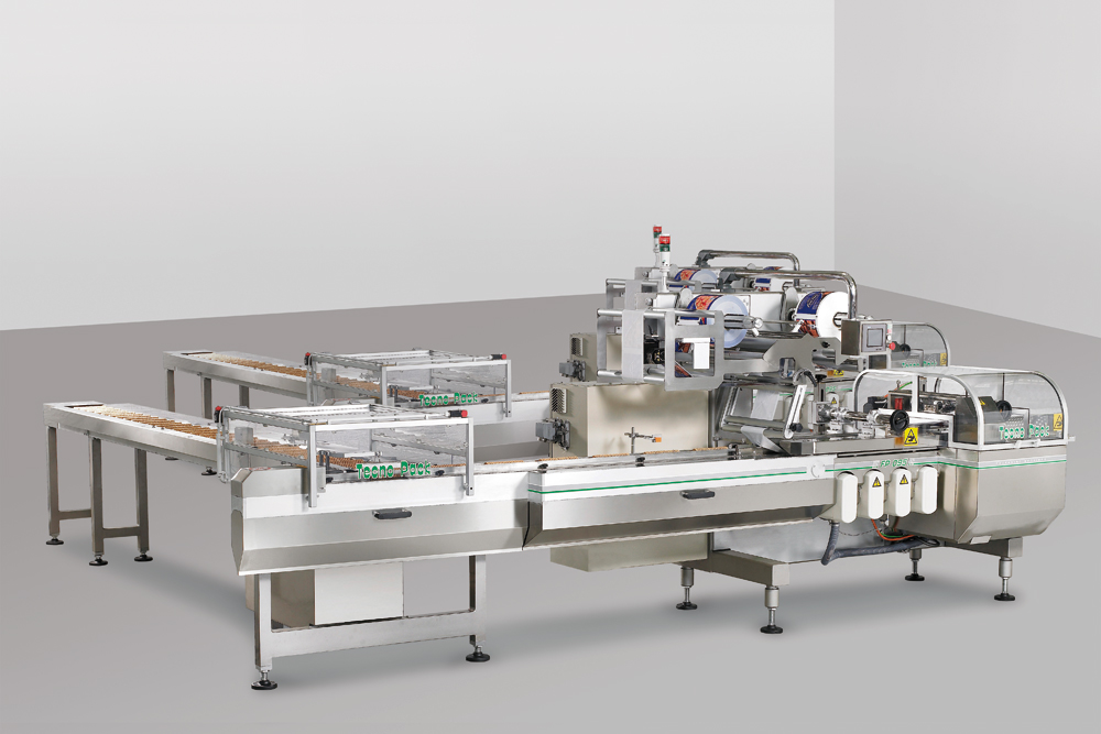 Biscuits On Edge Packaging Lines